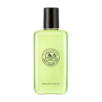 Crabtree & Evelyn West Indian Lime Body Wash 300ml, , large