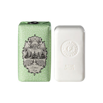Claus Porto Spring Lettuce Soap Bar With Wax Seal 150g, , large