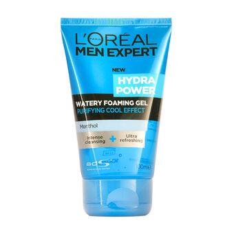 L'Oréal Men Expert Hydra Power Foaming Gel 100ml, , large