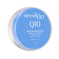 DermaV10 Q10 Anti-Wrinkle Cream 50ml, , large