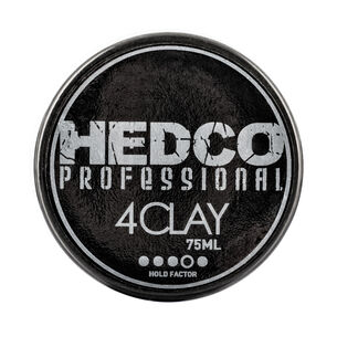 Hedco Professional 4 Clay 75ml, , large