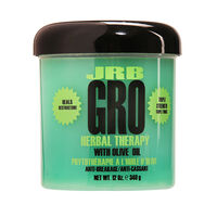 JR Beauty Gro Herbal Therapy With Olive Oil 340g, , large