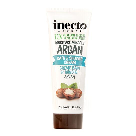 Inecto Naturals Argan Bath & Shower Cream 250ml, , large