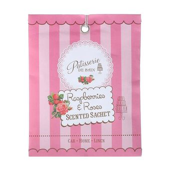 Rose & Co Patisserie De Bain Raspberries & Roses Sachet, , large