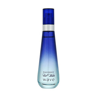 Davidoff Cool Water Wave Woman Eau de Toilette Spray 50ml, 50ml, large