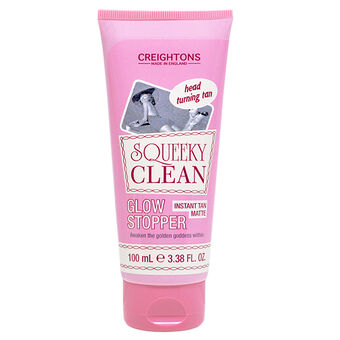 Squeeky Clean Instant Tan Glow Stopper 100ml, , large