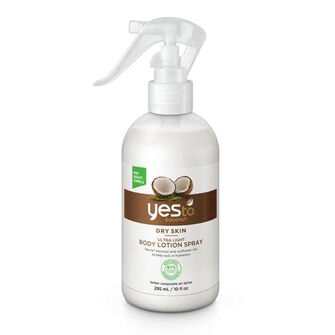 Yes To Coconut Ultra Light Body Lotion Spray 295ml, , large