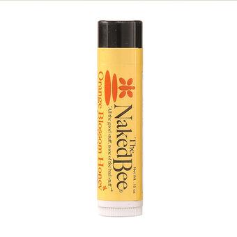 The Naked Bee Orange Blossom Honey Lip Balm, , large