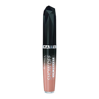Rimmel Show Off Matte Lip Velvet Lip Gloss 5.5ml, , large