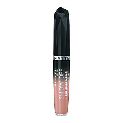 Rimmel Show Off Matte Lip Velvet Lip Gloss 5.5ml, , large