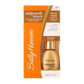 Sally Hansen Nailgrowth Miracle Serum 13.3ml Clear 3074, , large