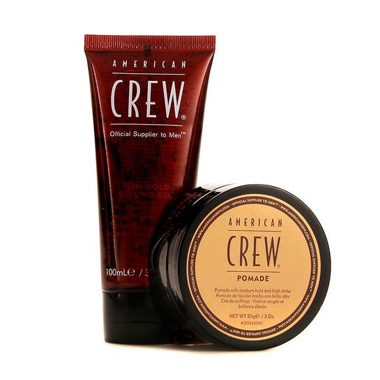 American Crew Pomade 85g plus Free Gift, , large
