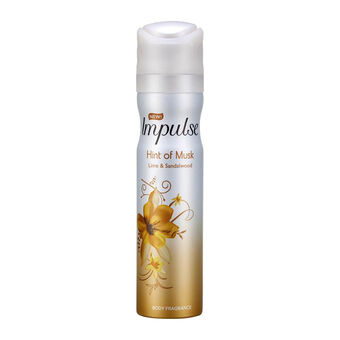 Impulse Hint of Musk Body Spray 75ml, , large