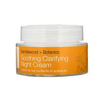Urban Veda Soothing Clarifying Night Cream 50ml, , large