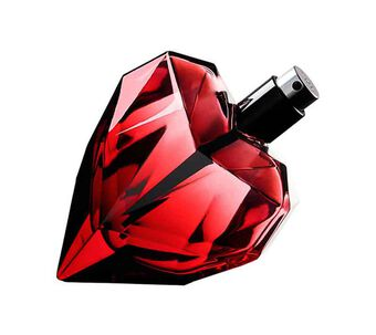 Diesel Loverdose Red Kiss Eau de Parfum Spray 50ml, 50ml, large