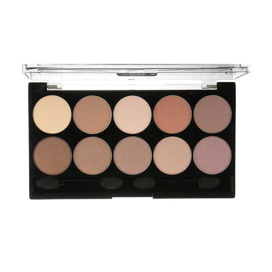 W7 10 out of 10 Browns Eye Palette 10g, , large