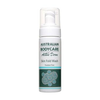 Australian Bodycare Active Derm Skin Fold Wash 150ml, , large