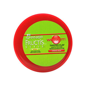 Garnier Fructis Style Clay 75ml, , large