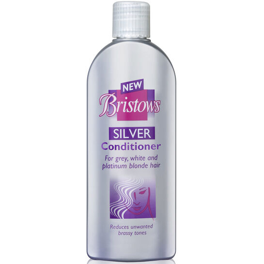 Bristows Silver Conditioner 200ml, , large