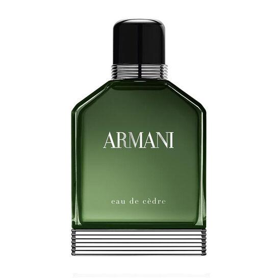 Giorgio Armani Eau de Cedre Pour Homme EDT Spray 100ml, 100ml, large