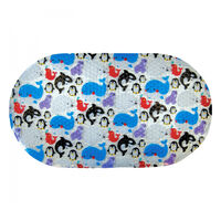 Bath Time Adventures Slip Resistant Bath Mat 70cm x 39cm, , large