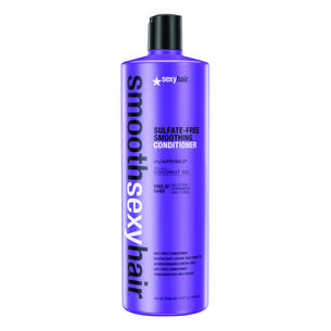 Sexy Hair Sulphate Smoothing Conditioner 1000ml, , large