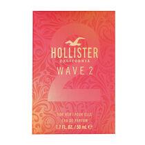 Hollister Wave 2 Her Eau de Parfum Spray 50ml, , large