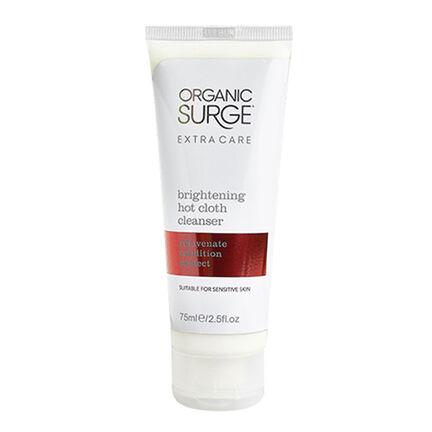 Organic Surge Brightening Hot Cloth Cleanser 75ml, , large
