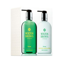 Molton Brown Puritas Liquid Hand Wash & Soothing Hand Lotion, , large
