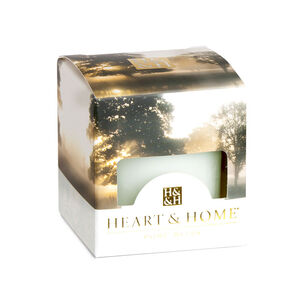 Heart & Home Votive Candle Dawn Mist 57g, , large