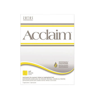 Zotosol Acclaim Regular White Perm Lotion, , large