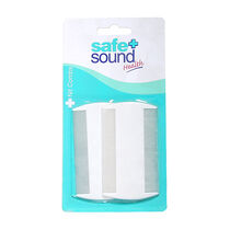 Safe & Sound White Nit Combs 2 pcs, , large