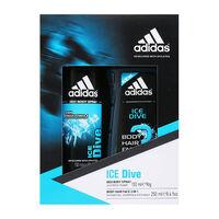 Coty Adidas Ice Dive Gift Set 150ml & 250ml, , large
