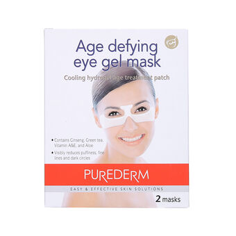 Purederm Age Defying Eye Gel Mask, , large