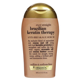 Organix Brazilian Keratin Therapy Anti-Breakage Serum, , large