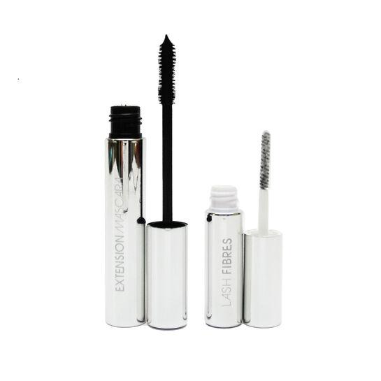 Model Co Fibre Lash Brush On False Lashes 10ml, , large