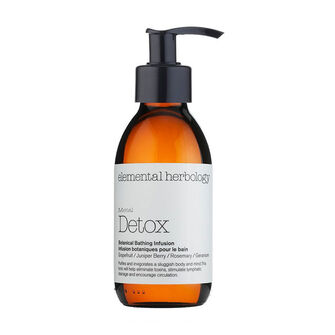 elemental herbology Detox Botanical Bathing Infusion 150ml, , large