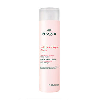 NUXE Gentle Toning Lotion With Rose Petals 400ml, , large