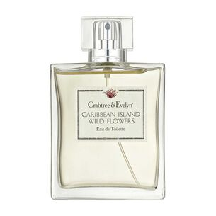 Crabtree & Evelyn Caribbean Island Wild Flower EDT Spray 100, , large