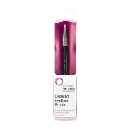 Look Good Feel Better Detailed Eyeliner Brush, , large