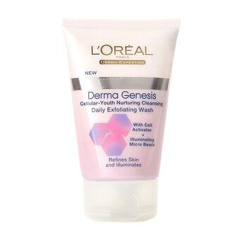 L'Oréal Derma Genesis Daily Exfoliating Wash 100ml, , large