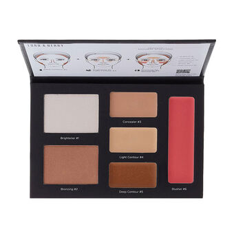 LORD & BERRY Contour Palette, , large