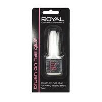 Royal Nail Magic Brush On Nail Glue 7g, , large