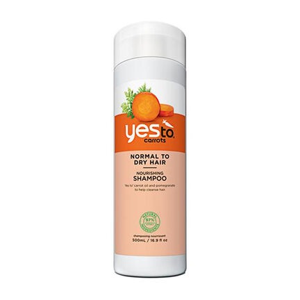 Yes To Carrots Nourishing Shampoo 500ml, , large