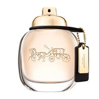 Coach Eau de Parfum Spray 90ml + Free Gift, , large