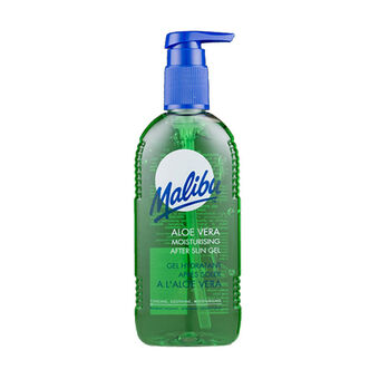 Malibu Aloe Vera Moisturising After Sun Gel 400ml, , large