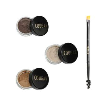 Cougar Eyebrow Kit 4pcs, , large