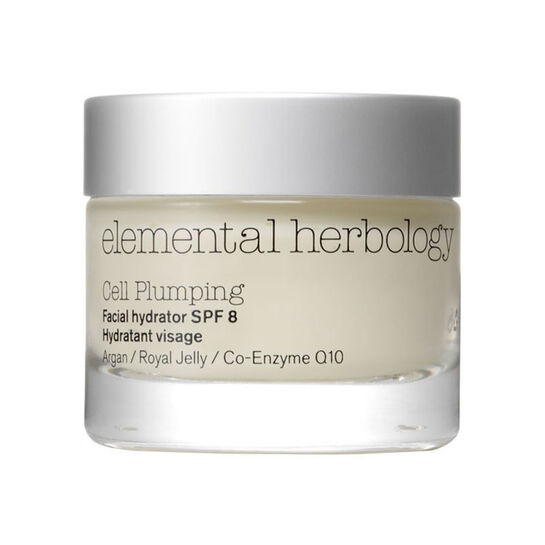 elemental herbology Cell Plumping Facial Moisturiser 50ml, , large