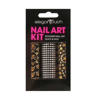 Elegant Touch Nail Art Kit 5ml, , large