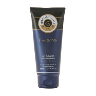 Roger & Gallet L'Homme Hair And Body Shower Gel 200ml, , large